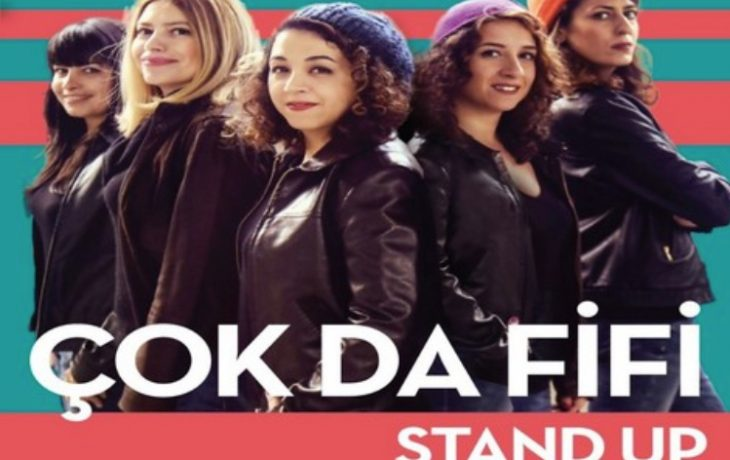 Magazinkolik – Çok Da Fifi Stand-up'çı Amazon Ruhlu Kadınlar Röportajı