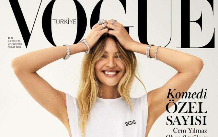 Vogue Türkiye Şubat Sayısı Çok Da Fifi Ekibi ile Röportaj Yayınladı